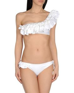 dcf2df8021 14c. Steal (One Shoulder Ruffle 2 Piece) Designer Swimwear