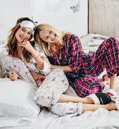 Behati Prinsloo i Candice Swanepoel,Victoria's Secret