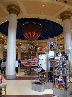 World Of Disney, Disneyland Paris,