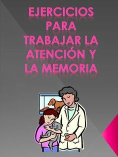 Compartiendo materiales para Primaria: Libro de actividades de Atención y Memoria