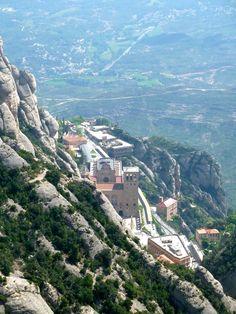 Montserrat Benedictine Monastery - Catalonia, Spain
