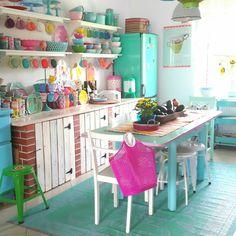 My kitchen  COLOROLII my photo