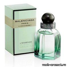 10 Avenue George V L'Essence от Balenciaga Balenciaga Perfume, Bvlgari, Perfume Bottles, Water Bottle, Perfume Bottle, Water Bottles