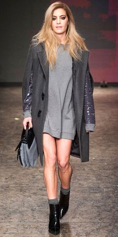 Runway Looks We Love: DKNY - DKNY from #InStyle