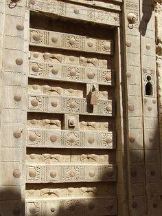 Door - Yemen