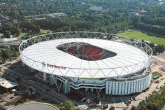 Bayer 04 Leverkusen, Bay Arena