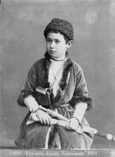 Prince of Georgia ChavChevadze, 19th century