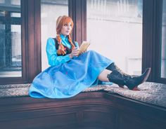 This Frozen Photo Shoot is Super Impressive | Disney Style
