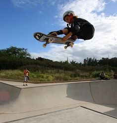 action photography - skateboard
