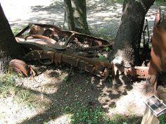 Percy Mann's Car