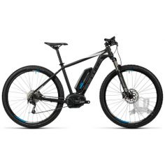 E-Bike CUBE REACTION HYBRID HPA PRO 500