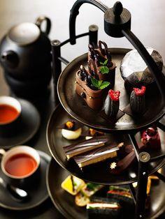 Black Afternoon Tea