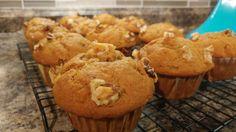 [Homemade] Brown Sugar Banana Nut Muffins http://ift.tt/2nsnReQ