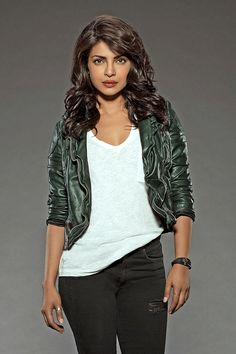 Priyanka Chopra's career may be just heating up Stateside, but in her native India her stardom is something akin to Angelina Jolie's — she's one of the country's highest-profile (and highest-paid) actresses and has won a National Film Award — the equivalent of an Oscar — for Best Actress. But being a megastar was never part of her plan — it wasn't until she won the Miss World competition at age 18 that she even thought about acting.