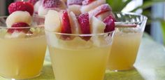 Sparkling Celebration Punch Recipe (Non-Alcoholic Punch)