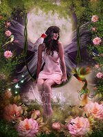 Fairy angel (2) by annemaria48
