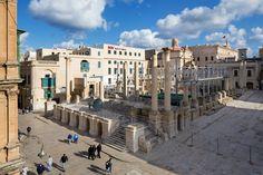 地中海のマルタ島、ピアノ氏が要塞都市を再生|日経アーキテクチュア