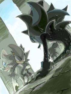 Sonic 06 Meeting Mephiles.aww shadow ,you care(shadouge)if you don't get it comment