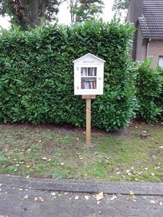 Little Free Library Ertvelde 2