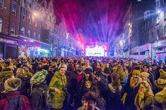 Latest news Edinburgh's Hogmanay 2017 - new fireworks music commissioned