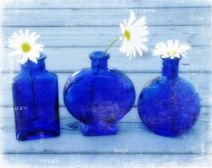 Beyond LayersII Blue by evelynspikes, via Flickr --  More of my favorite blue.