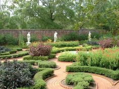 The Classical Knot Garden and Parterre » Classical Addiction Beaux Artes Blog