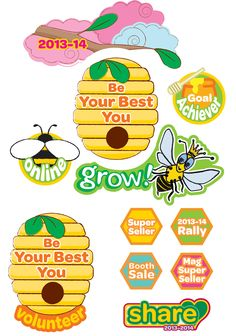 2013 Patches to earn with the Candy, Nut & Magazine program!