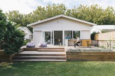 Heart of the home Backyard Patio Designs, Backyard Landscaping, Style At Home, Deck Design, House Design, Chair Design, Design Design, Modern Design, Design Ideas