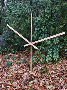 Halloween Yard Decorations diy Ghost Extension Pole