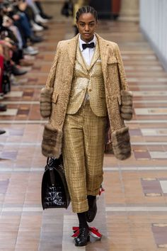 Thom Browne Fall 2019 Ready-to-Wear Collection - Vogue