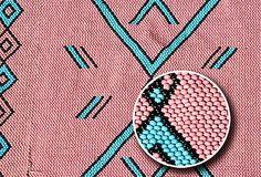 south african laduma ngxokolo shared his fashion collection, which interprets xhosa beadwork aesthetics into a range of men's knitwear for amakrwala. African Culture, African History, South African Design, Xhosa, Moda Blog, Beadwork Designs, Native American Beadwork, African Fashion, African Style