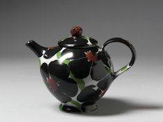 Teapot | Dart Pottery | V&A Search the Collections