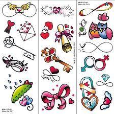 Resultado de imagen para infinitos tattoo dibujos
