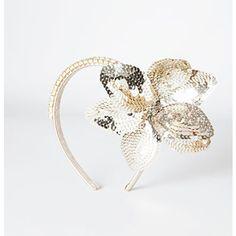 Flower Headband – pomme