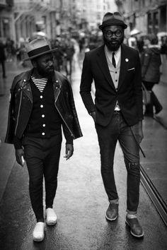 Sam Lambert & Shaka Maidoh