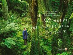 Australia | #ads #marketing #creative #print #advertising #campaign < repinned by www.BlickeDeeler.de | Follow us on www.facebook.com/BlickeDeeler