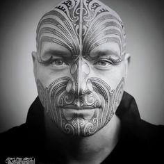 Maori Patterns, Scale Tattoo, Epic Tattoo, Maori Art, Symbolic Tattoos, South Pacific, Body Tattoos, Body Mods, Black Magic