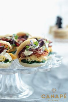 1000 images about breakfast canap s on pinterest mini for Breakfast canape
