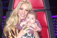 Shakira quiere amamantar a Milan hasta que vaya a la universidad