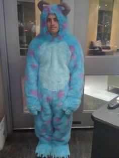 monsters inc costumes for adults reviews and photos - Sully Halloween Costumes Monsters Inc