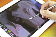 Sensu Brush: A True Painting Experience on Your iPad