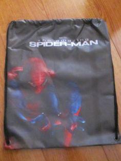 Tula hombre araña 3 Dimensiones: 30x40cm