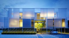 Long Island House | Kanner Architects.