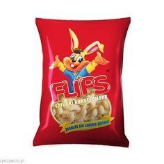FLIPSY kukurydz bez smaku 50 opak.6 | spozywczo.pl Pyszne chrupki kukurydziane dostępne na: http://www.spozywczo.pl/hurtownia-slodyczy