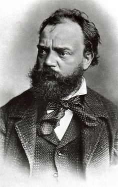 Antonin Dvorak (September 8, 1841 - May 1, 1904) Czech composer, conductor, violinist, organplayer and pedagogue.