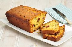 I found a great recipe for Fruity spice loaf