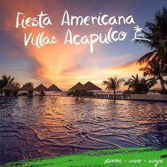Esta es una gran forma de decir adiós. ¡Esperamos que tengas una excelente noche!  #traveltip #Mexico #travel #relax #viaje #Acapulco #vacaciones #Guerrero #ViajemosTodosporMexico