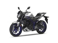 Yamaha MT-03 confirmada para 2016