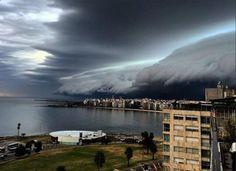 Temporais no Uruguay