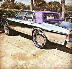 Chrome Box Chevy Chevy Caprice Classic, Chevrolet Caprice, Chevrolet Tahoe, Pimped Out Cars, Detroit Cars, Candy Car, Donk Cars, Old School Cars, Weird Cars